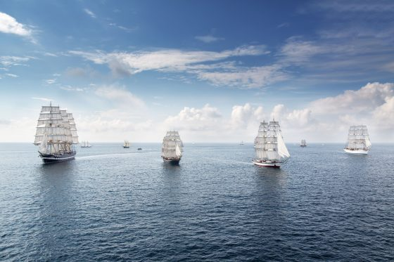 Tall Ship Races, Eivind Senneset